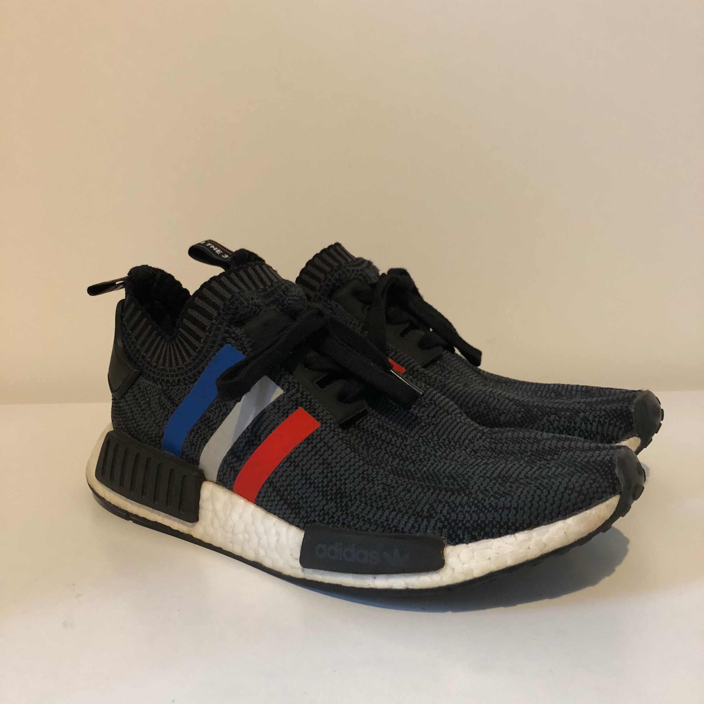 best cheap 24cf1 b57d7 Adidas Nmd Tri Colour Uk 9