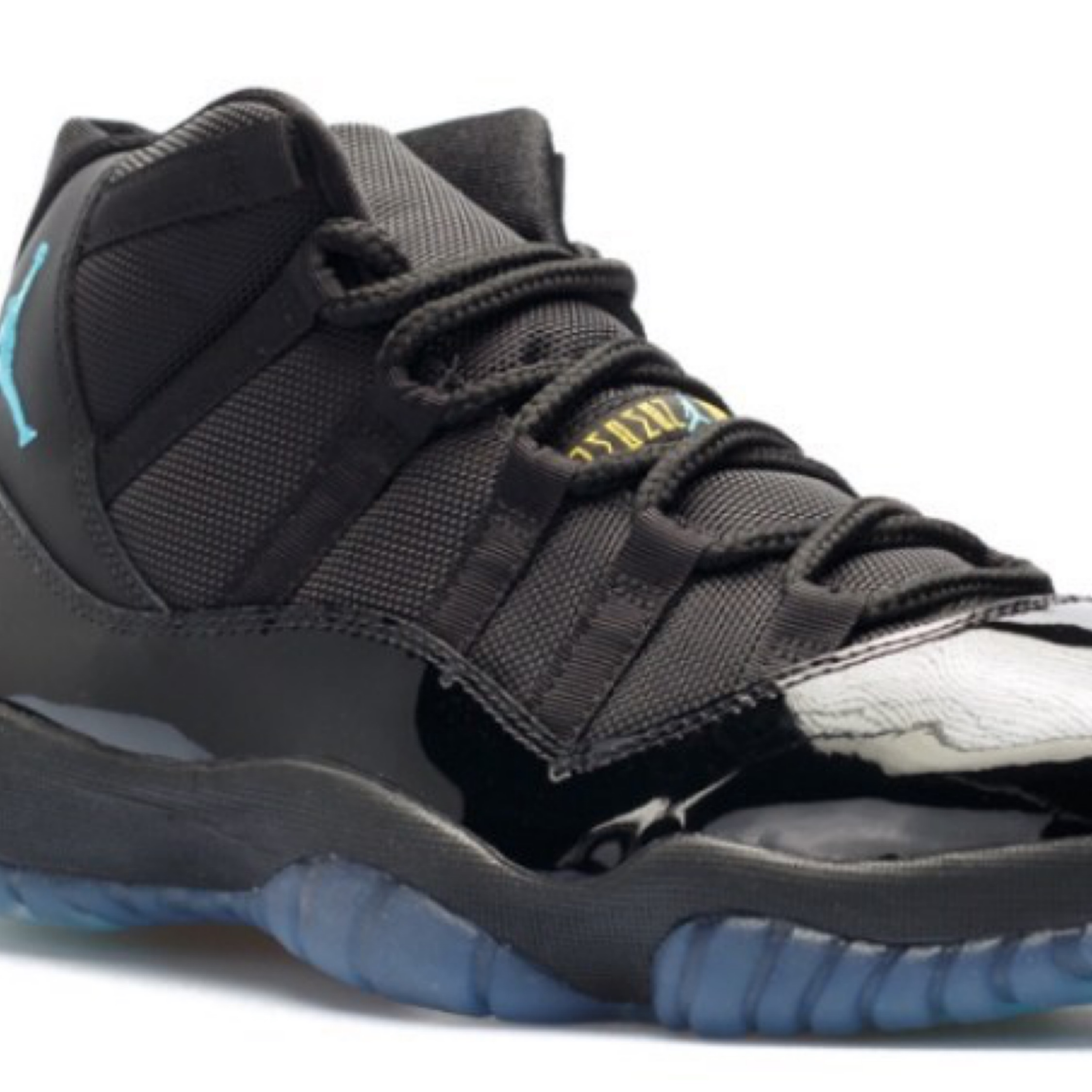 factory price fcbb4 f6b45 Nike Air Jordan 11 Retro Gamma Blue