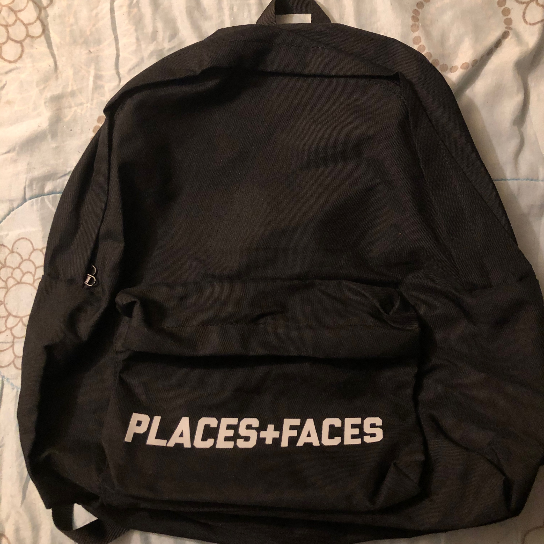 Places + Faces Oversized Backpack
