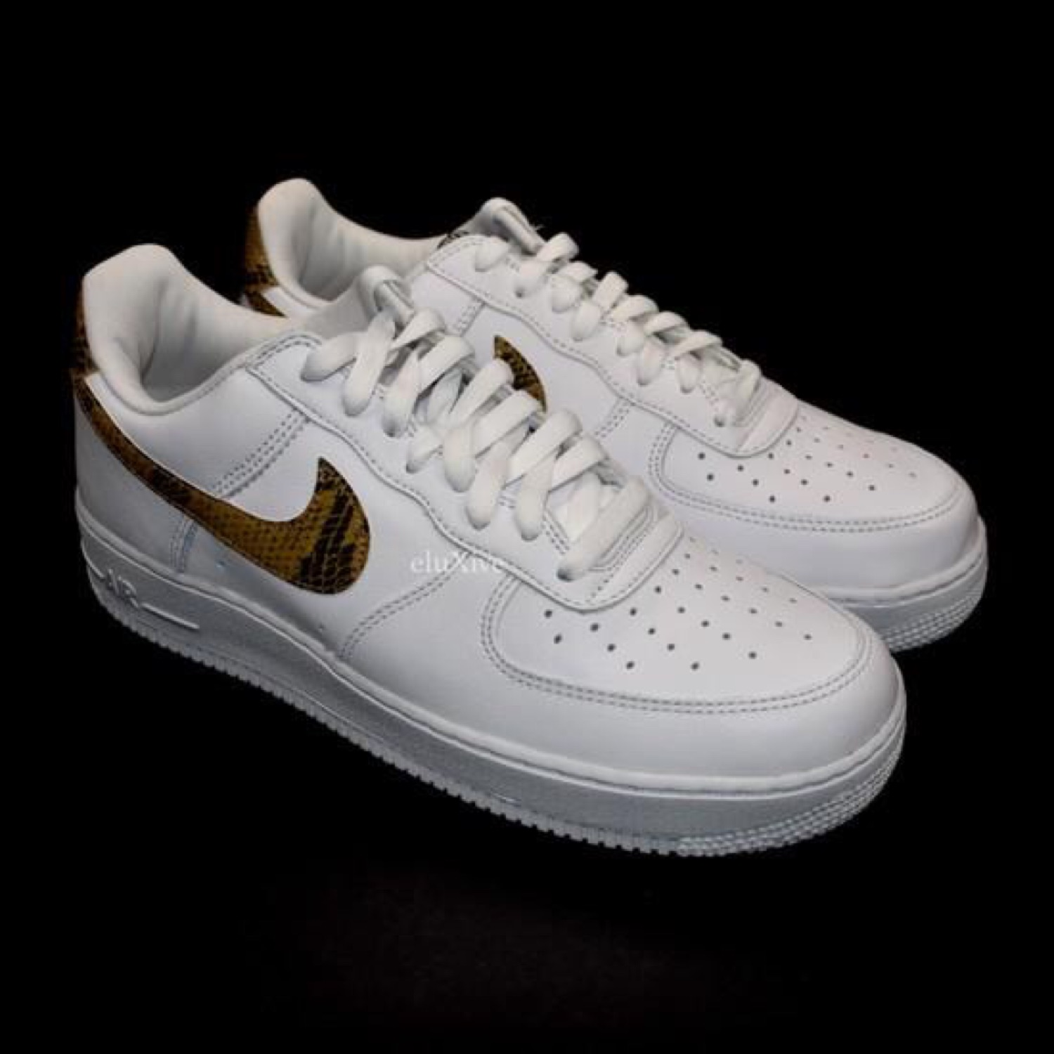 nike air force 1 snake