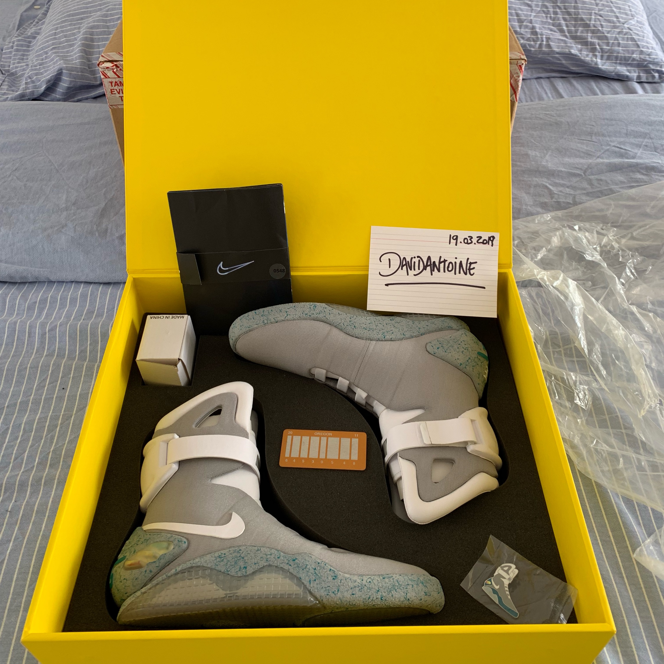 Nike Air Mag 2011 - Ultra Perfect Condition