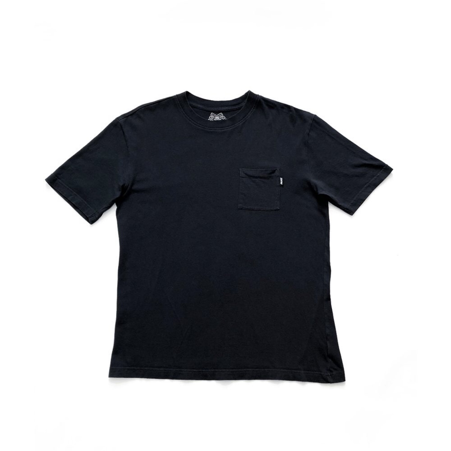 Palace Pocket Tee Blue Size Medium