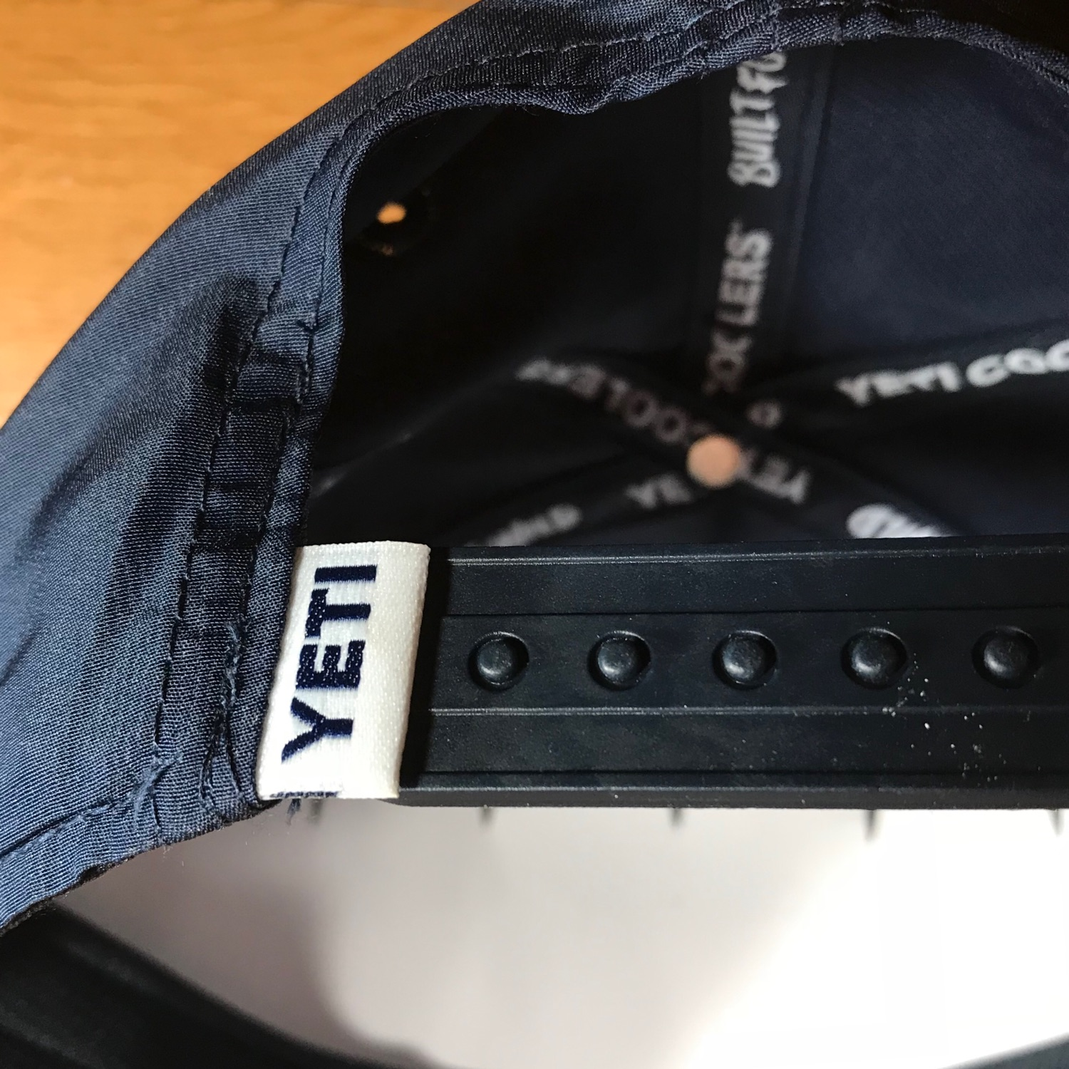 4dade224864a8 Yeti Coolers Rope Snapback Hat