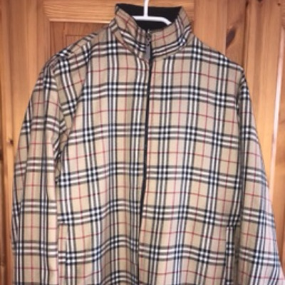 Burberry Vintage 00'S Reversible