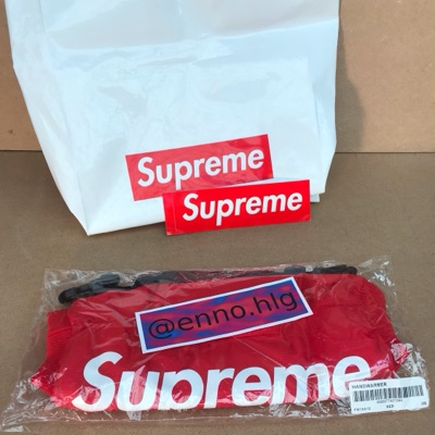 Supreme Hand Warmer Red/Rot