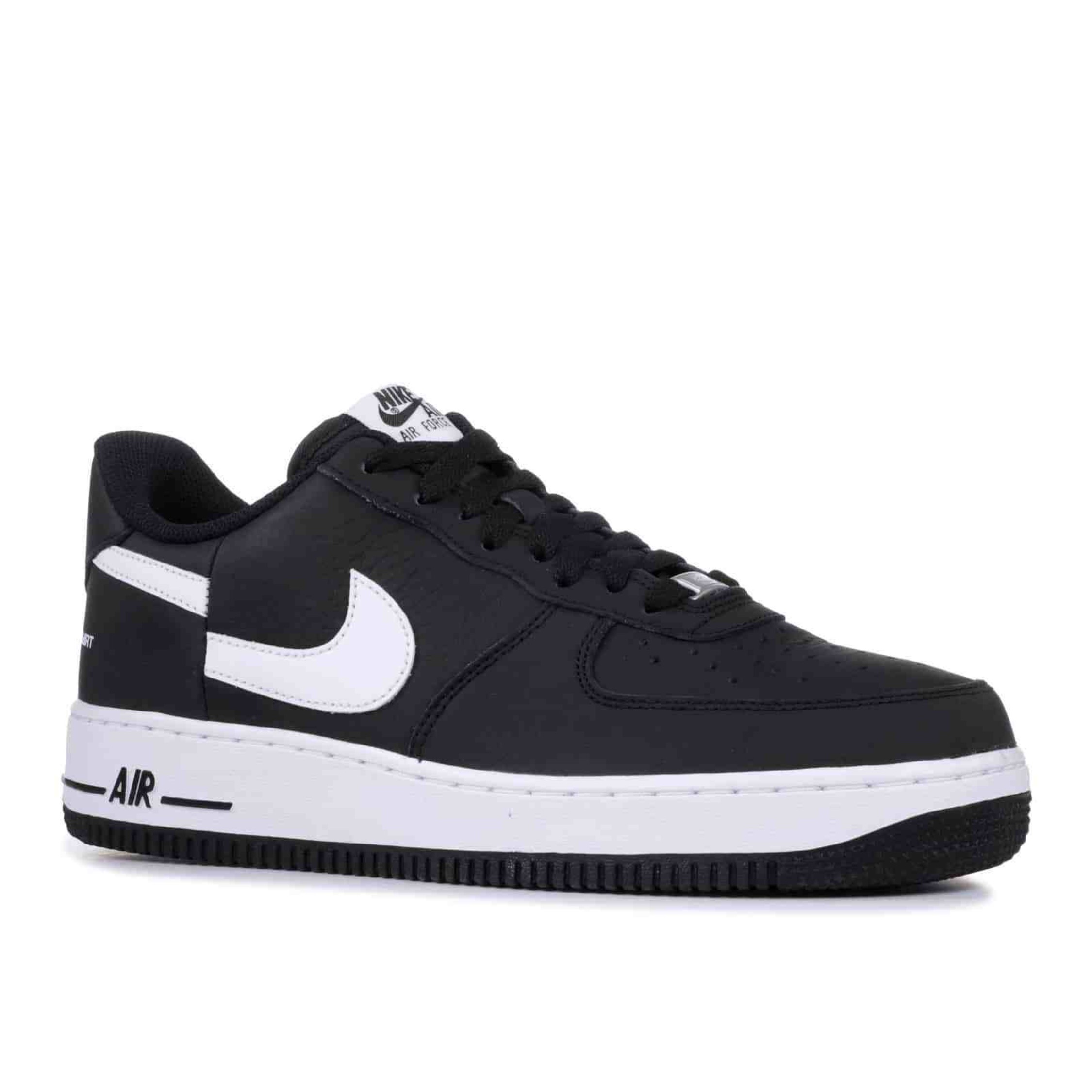 Black Supreme Force Air Cdg Nike White Low Af1 1 nvm08wN