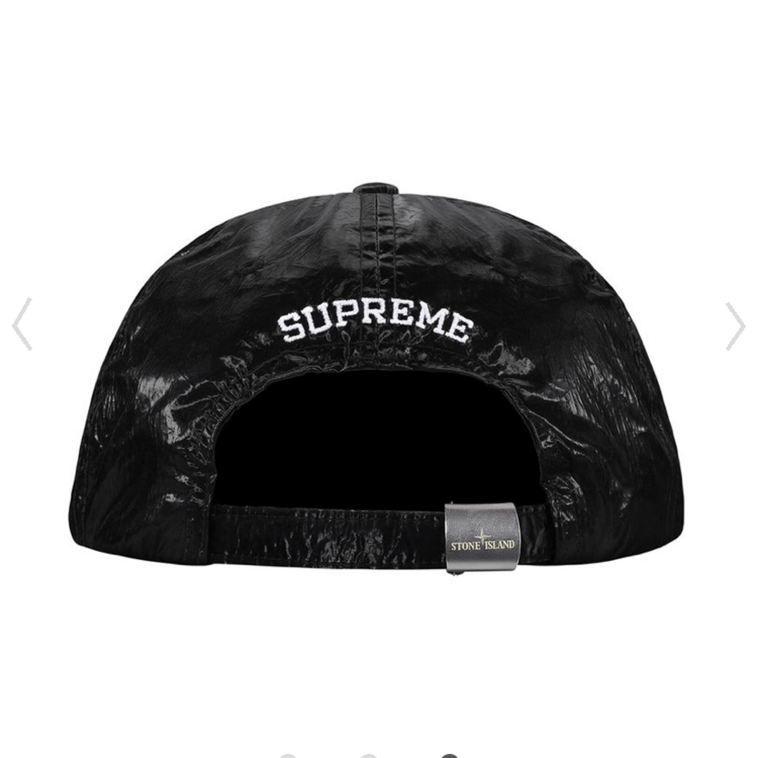 e0bb99e06 Supreme Stone Island Hat With Bag And Sticker