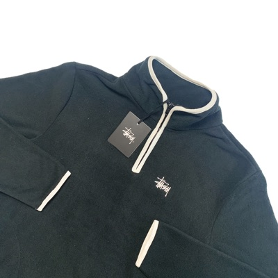Stussy Fleece Quarter Zip
