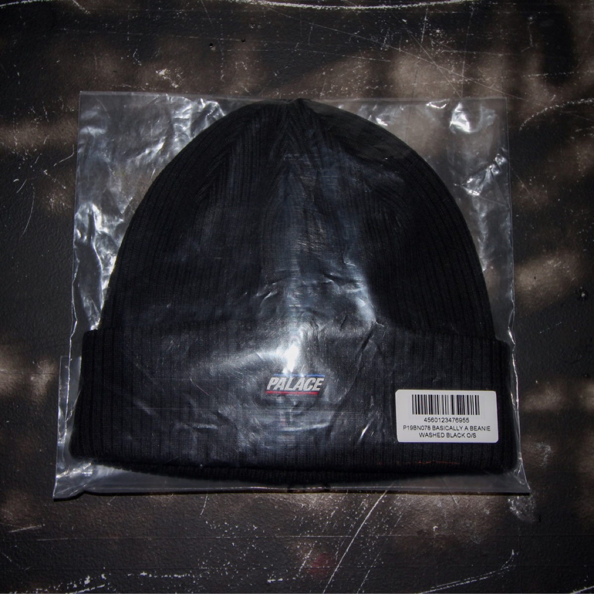 Palace Basically A Beanie Black