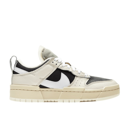 Nike Dunk Low Disrupt Ivory Black Wmns