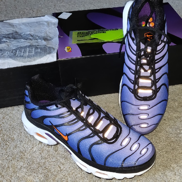 separation shoes 01b86 040f2 Nike Air Max Plus Og Voltage purple