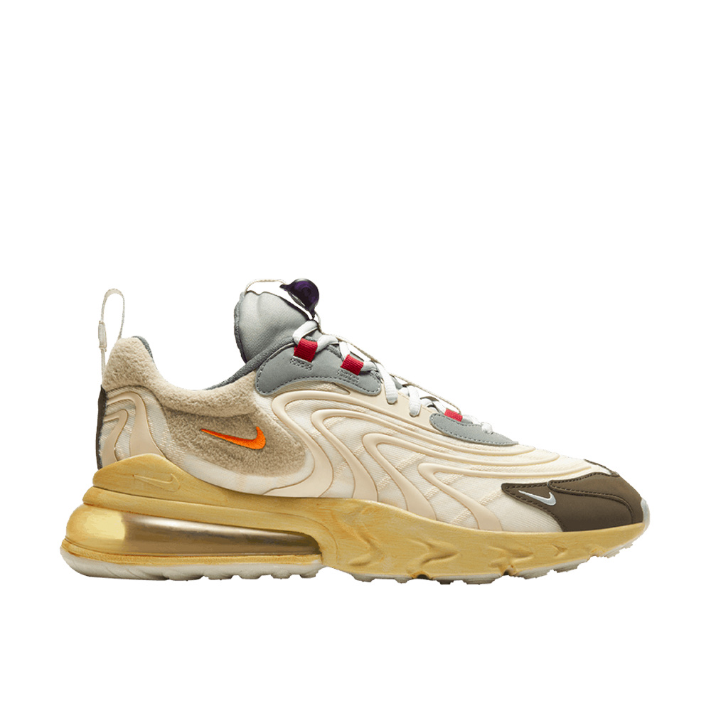 Nike Air Max 270 React Travis Scott Cactus Trails