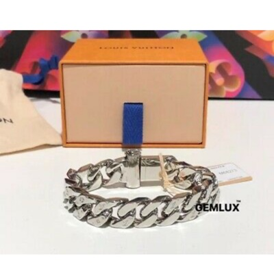 Louis Vuitton M68273 Lv Chain Links Bracelet