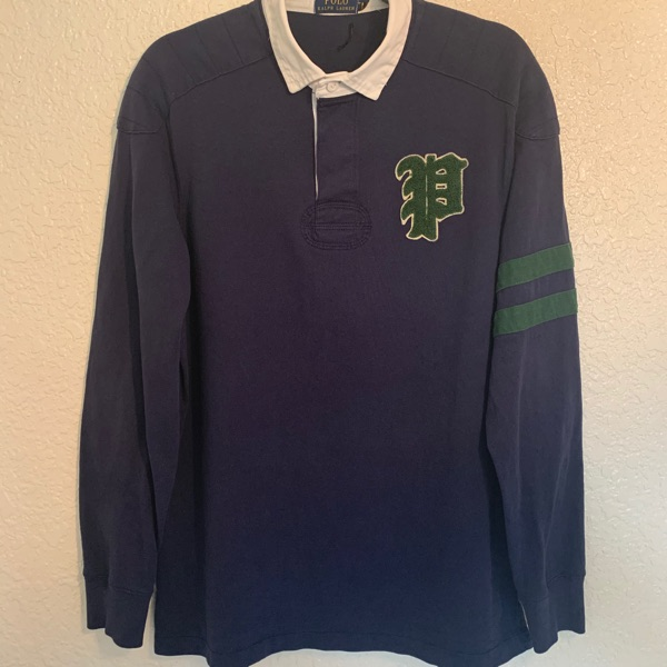 Polo Ralph Lauren Rugby Jersey