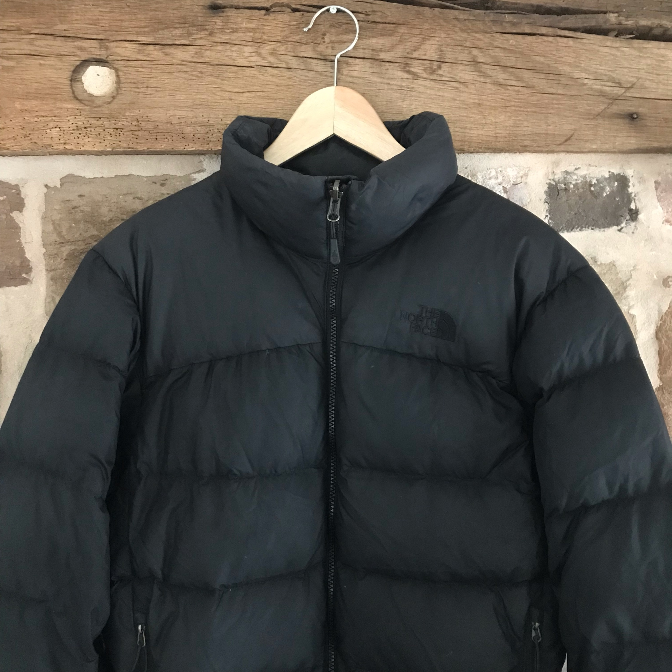 popular stores best sell great fit The North Face All Black Nuptse Ii 700 Jacket