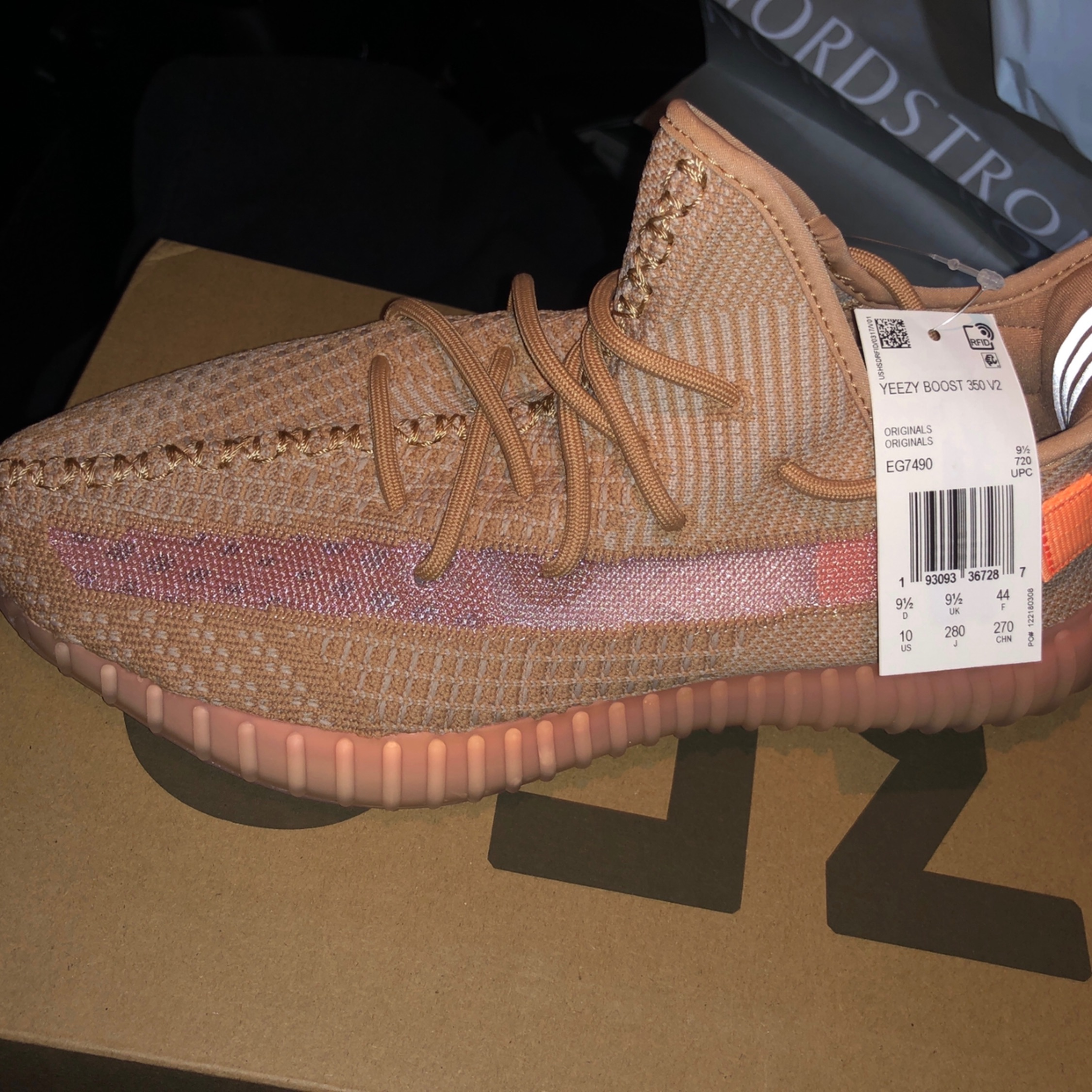 Yeezy Boost 350 V2 Clay Size 10