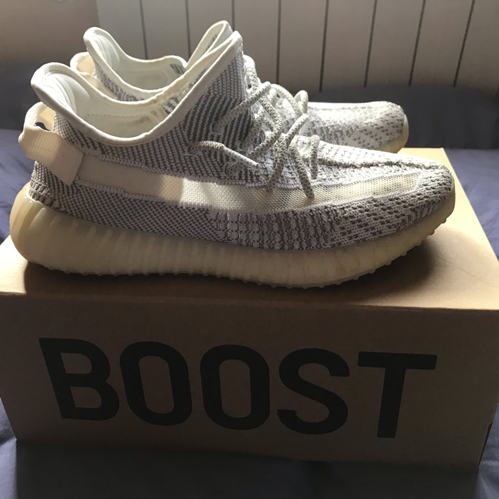 Adidas Yeezy Boost 350 V2 Static (Non