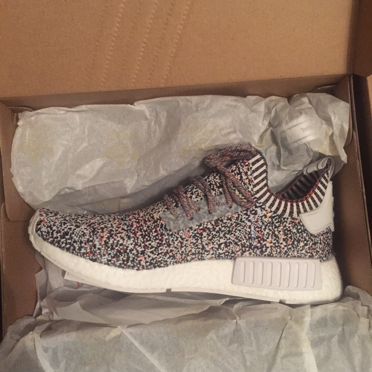 best loved fb0f5 bcfda Adidas Nmd R1 'Colour Static'