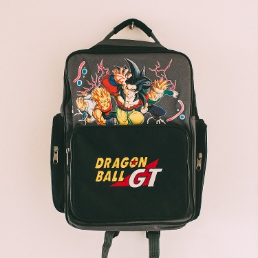 Dragon Ball GT - Vintage 90s Backpack (Around 1995)