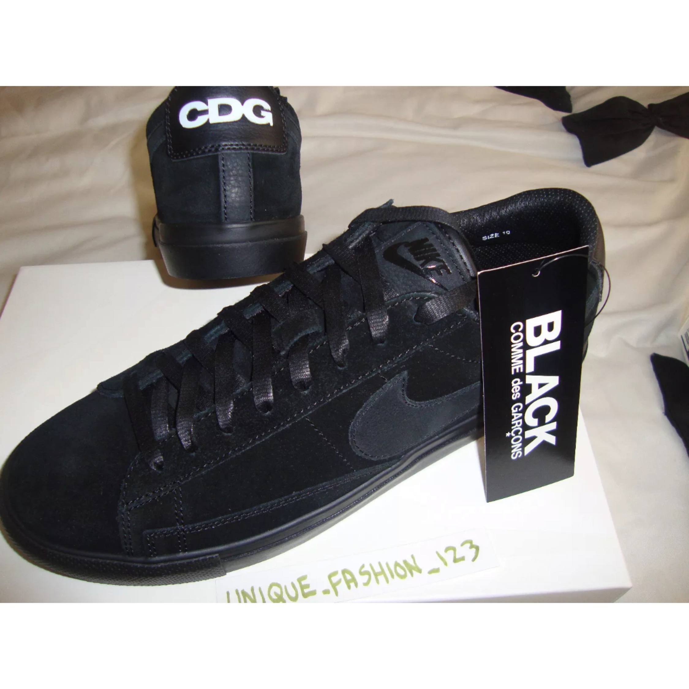 info for 07d25 72fc5 Nike Blazer Low X Cdg