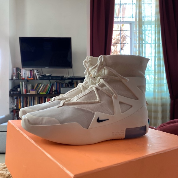 Fear Of God X Nike Air Fear Of God