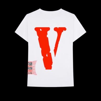 "Vlone X Nav ""Bad Habits But Good Intentions"" Tee"