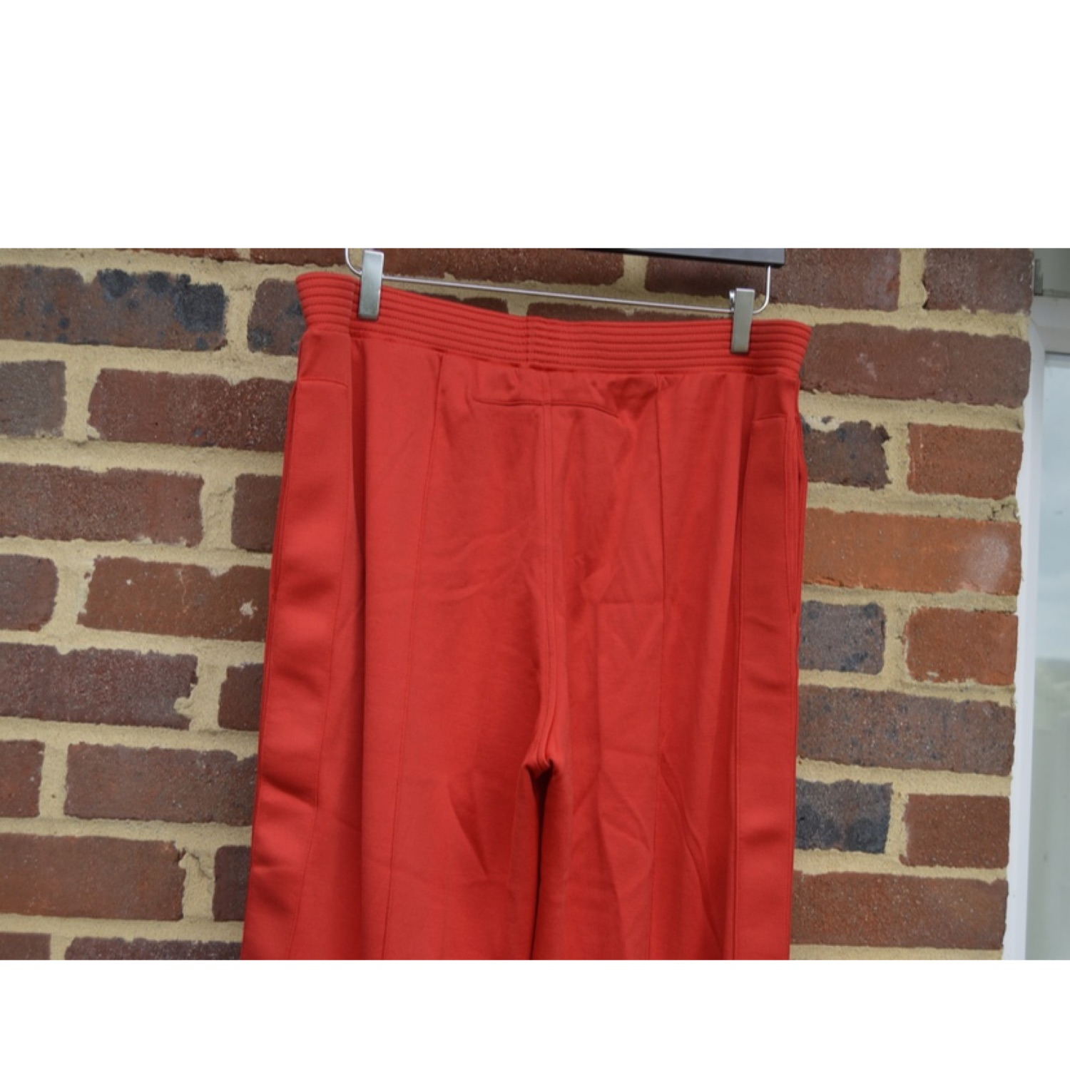 Givenchy Red Banded Track Pants