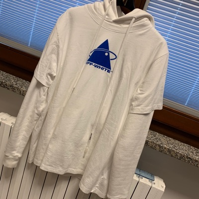Off-White Oversize Hoodie