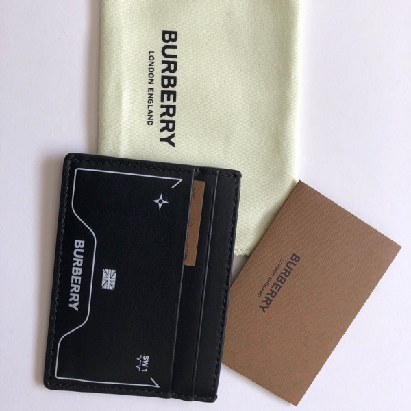 Burberry Symbol Print Card Holder