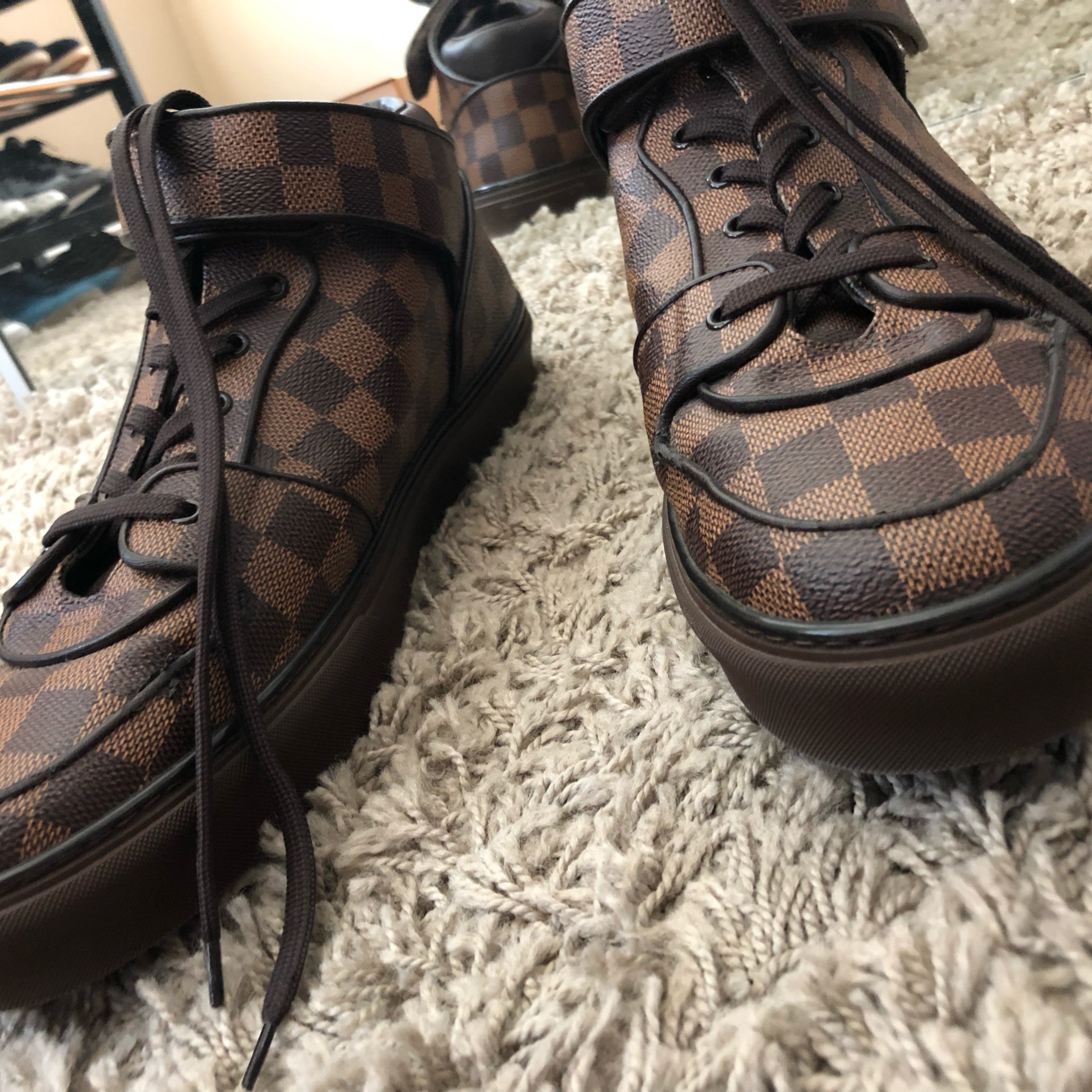 3f86cac39ae Louis Vuitton Sneakers {Mens} Size 11/12
