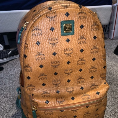 Limited Edition Mcm Backpack