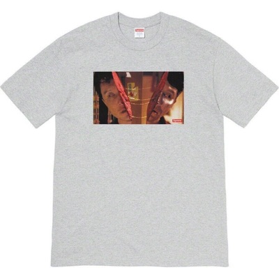 Supreme Split Tee Grey Ichi The Killer