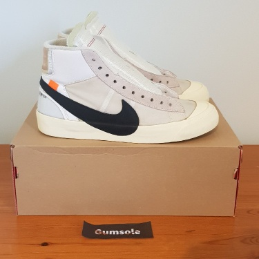 🔥 Nike Blazer Off-White The Ten 🔥