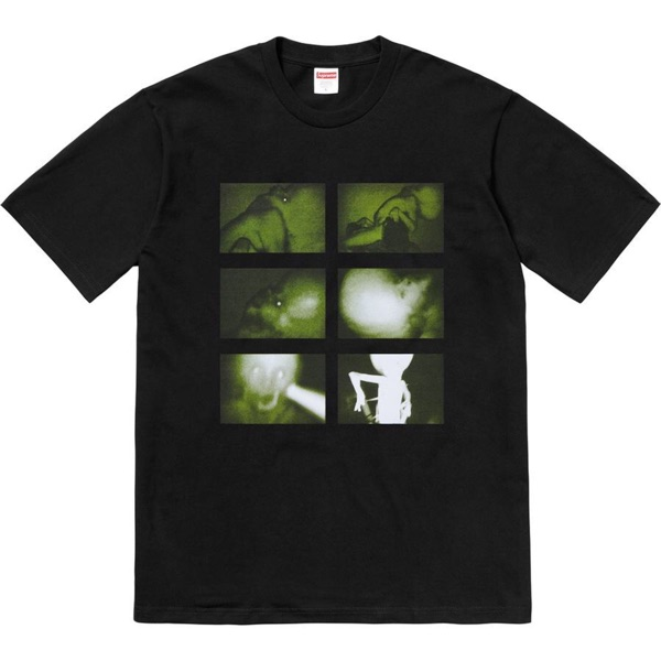 *New* Supreme Chris Cunningham Rubber Johnny Tee L