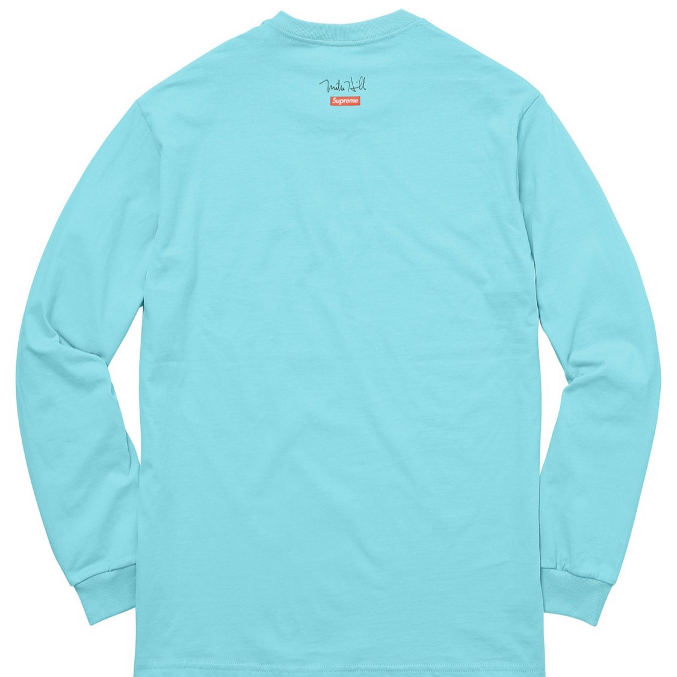 Supreme Mike Hill Snake Trap Long Sleeve