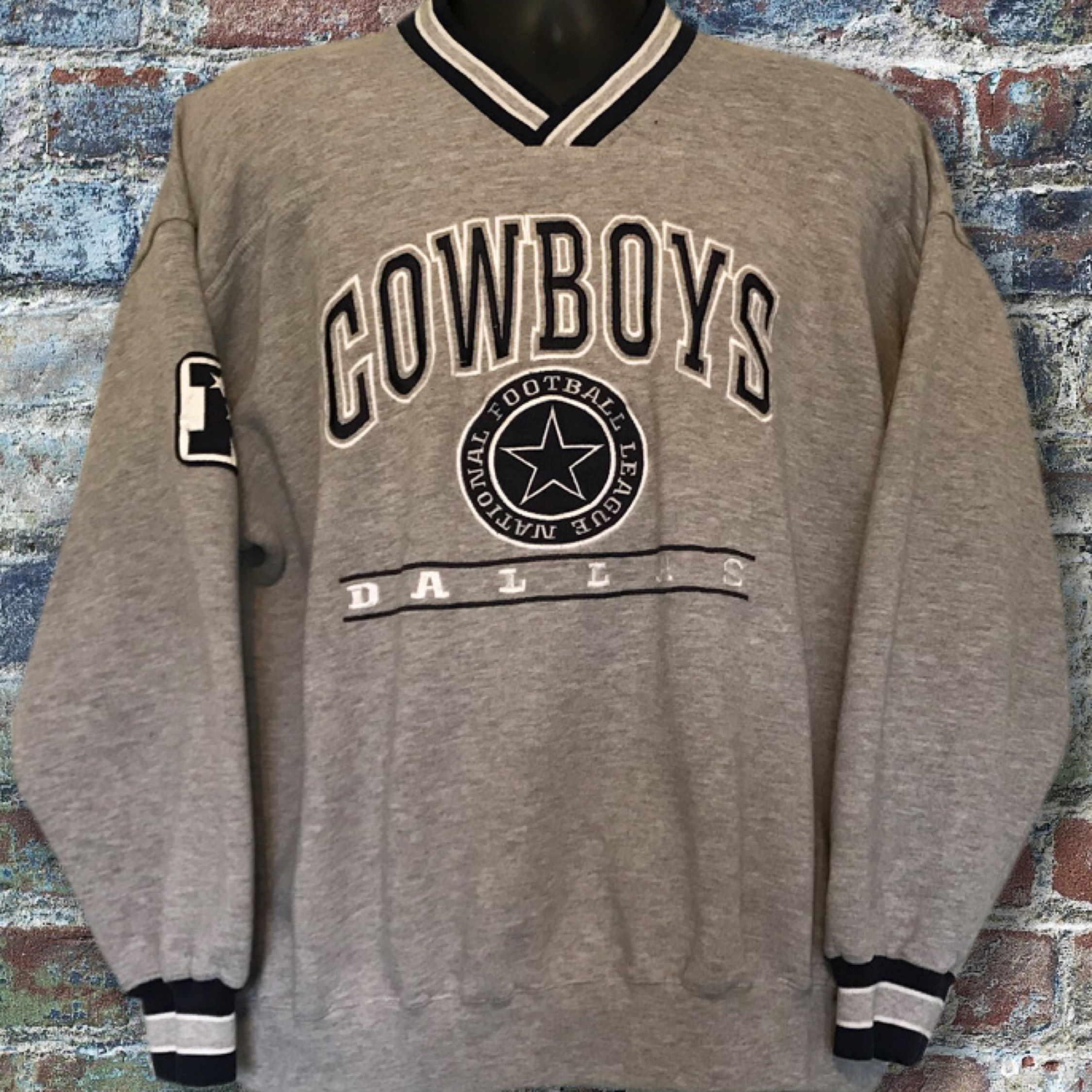 the best attitude f6bdd ceb72 Vintage Nfl Dallas Cowboys Football Sweatshirt