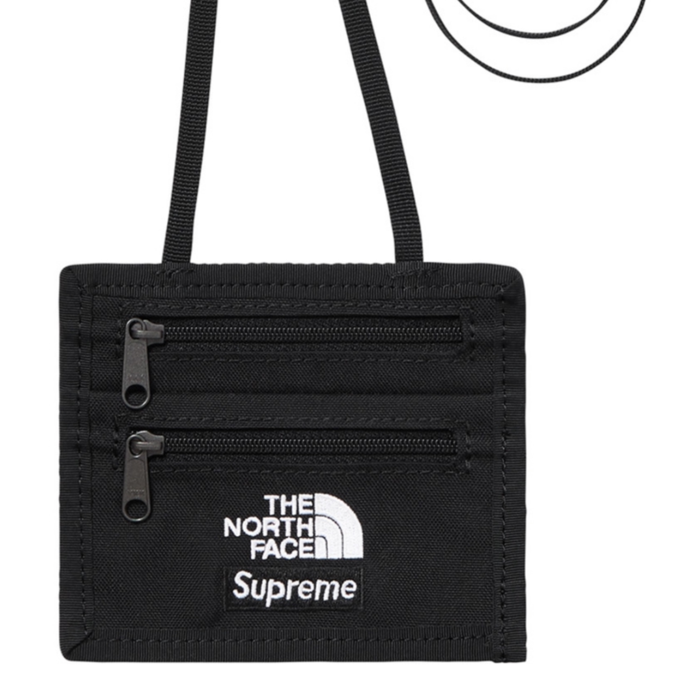 0d4ead7fc Supreme / The North Face Expedition Travel Wallet