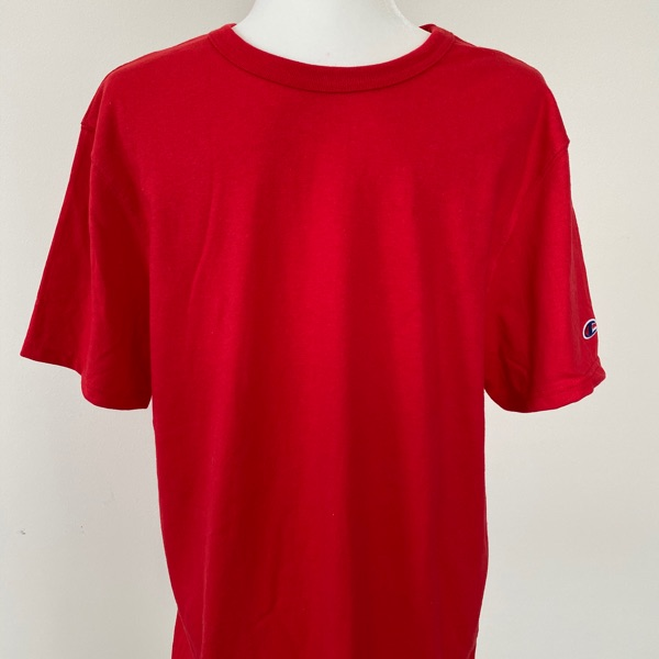 Champion Tee Red