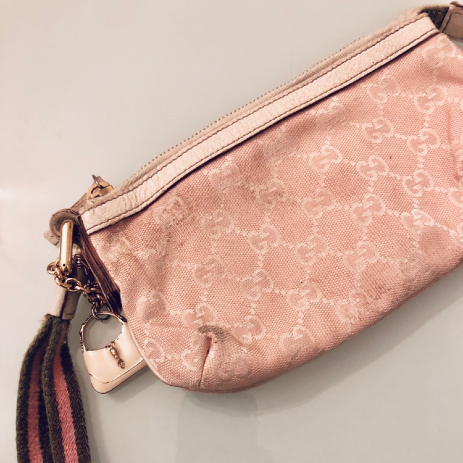 Gucci Pink Bag Limited Edition