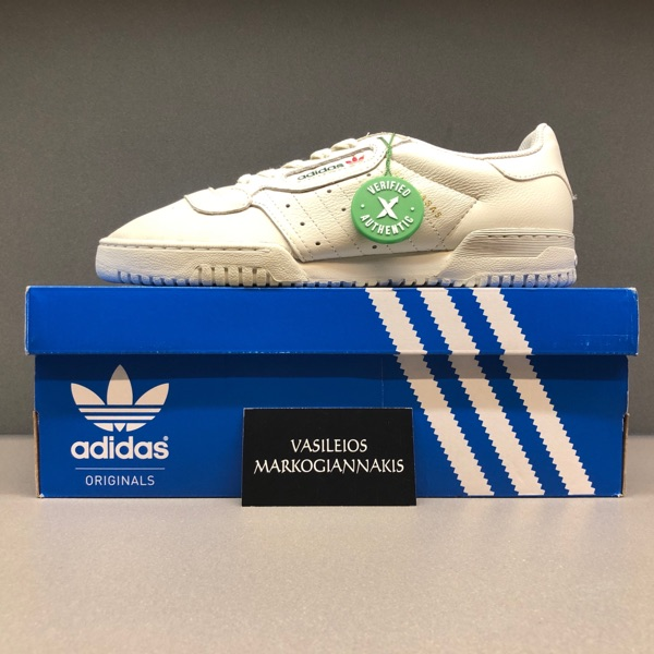Yeezy Powerphase Calabasas Core White