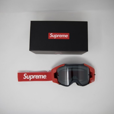 Supreme X Fox Racing Vue Goggles Red (New)
