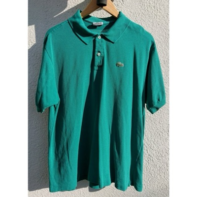 Vintage Lacoste Polo Shirt Top