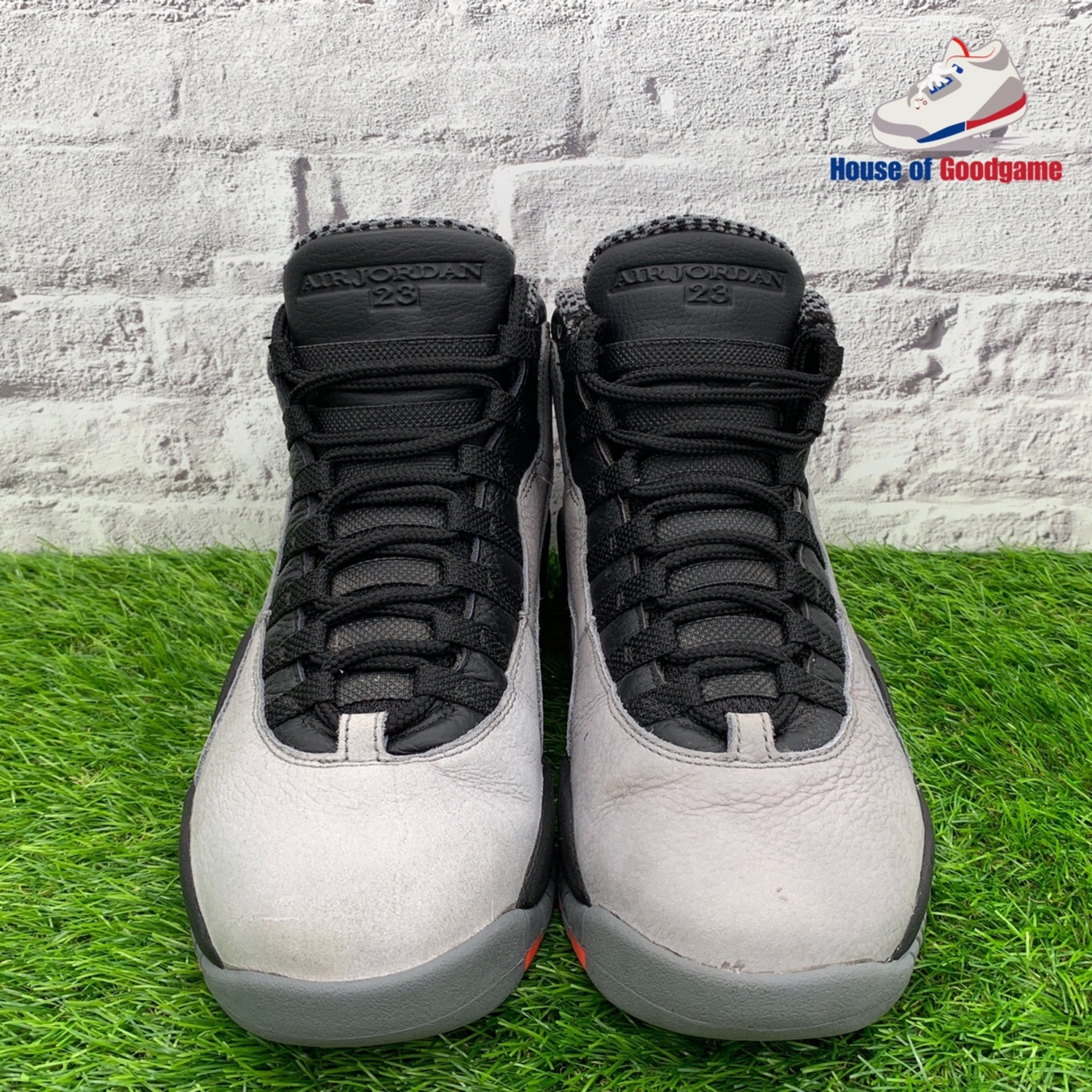 best website 8e31e 09ce9 Nike Air Jordan 10 Cool Grey