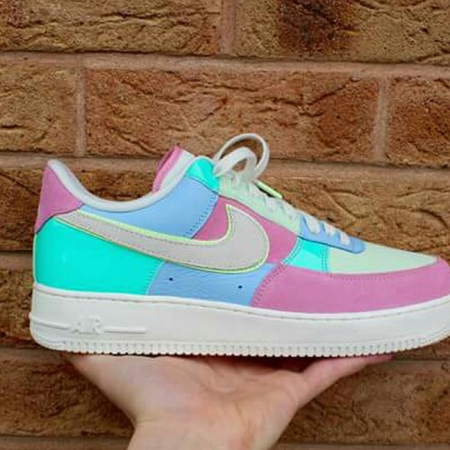 wholesale dealer 3f1b1 dd583 Nike Air Force 1 Low Easter Edition