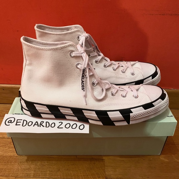 Converse Chuck Taylor All-Star X Off White