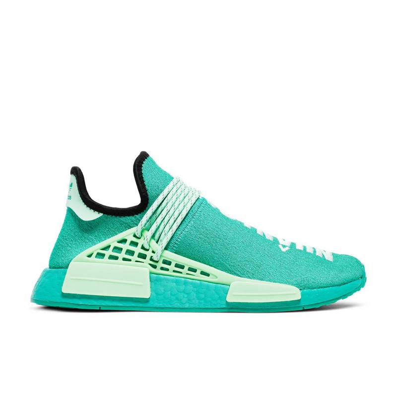 Adidas Pharrell x NMD Human Race Core Green