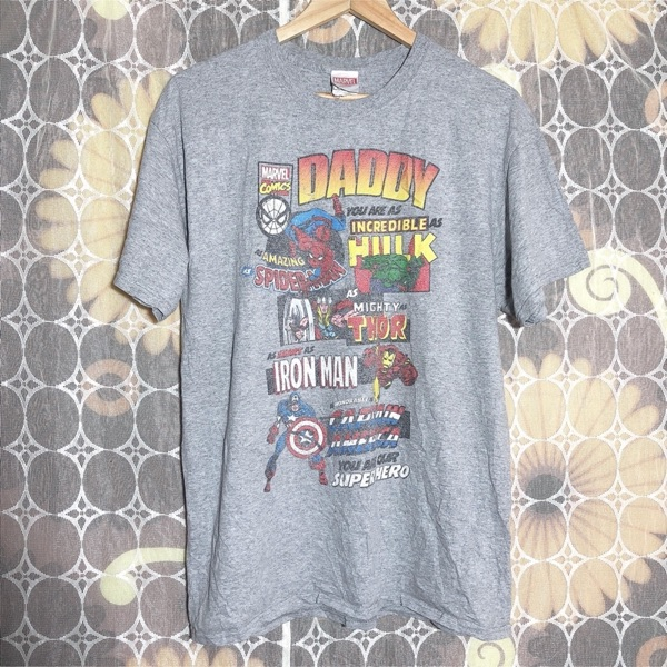 Marvel X Daddy Tee