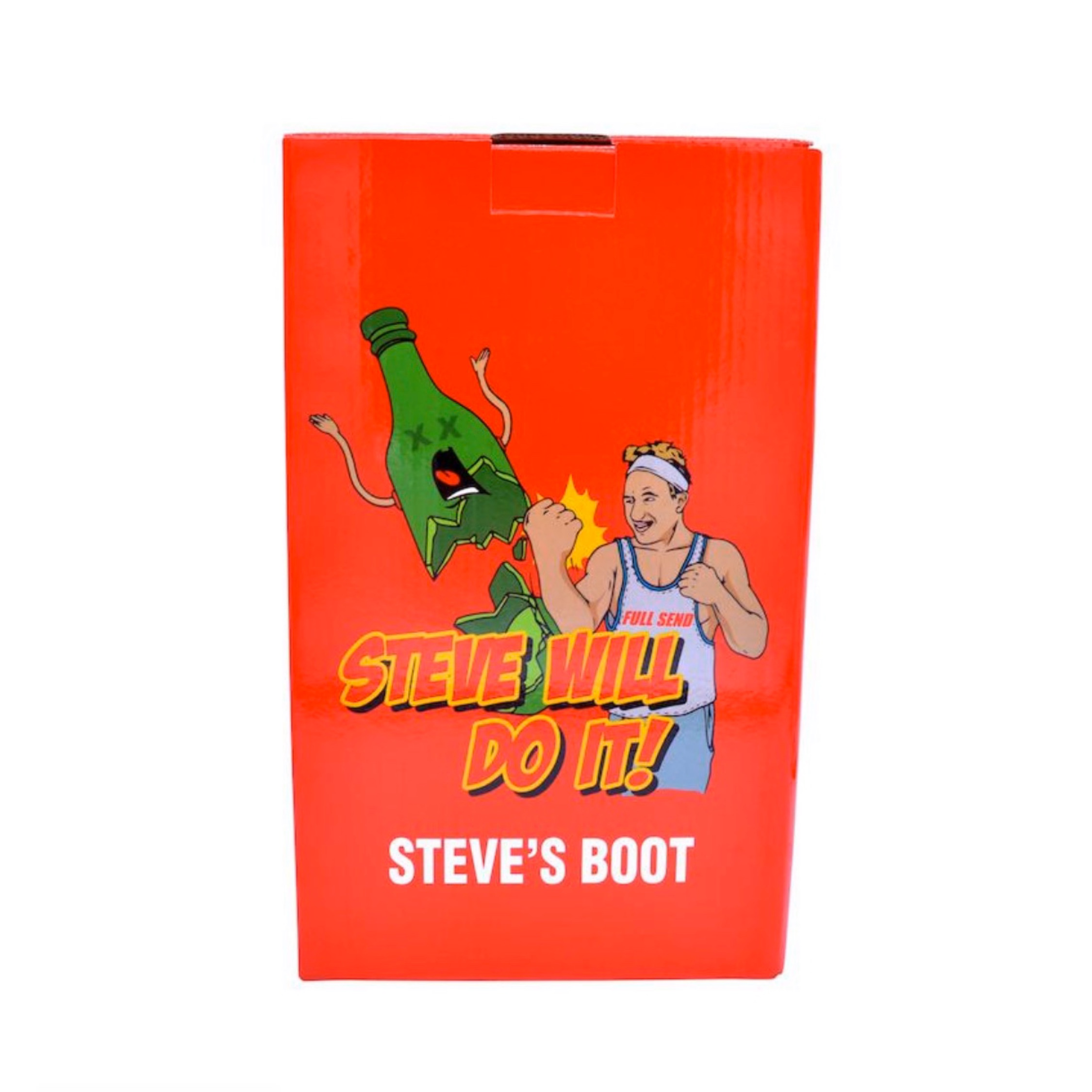 Full Send Steve Will Do It Boot Nelk I am the liquor hat. full send steve will do it boot nelk