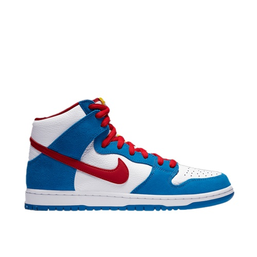 Nike SB Dunk High Kevin Perez Doraemon