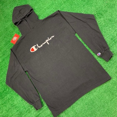 Vintage 90S Champion Embroidered Hoodie